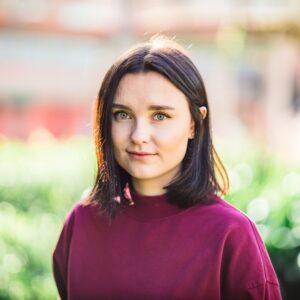 Alina Kravchuk-Liu Marketing Manager