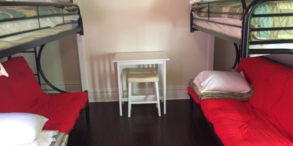 Cozy furnished double bedroom located in Richmond district of San Francisco.
